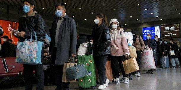 Coronavirus: la reprise de l'epidemie en chine est due a des cas importes, selon la cctv[reuters.com]