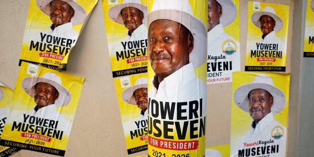 Ouganda/presidentielle: museveni proche de la victoire, son rival conteste[reuters.com]