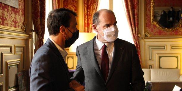 L'échange entre le maire écologiste de Lyon, et le premier ministre Jean castex, a été qualifié de très cordial par l'entourage de Grégory Doucet, même si ce dernier a souhaité faire remonter des enjeux clés pour son territoire.