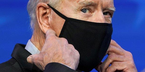 Biden prevoit de prendre une dizaine de mesures lors de son investiture[reuters.com]