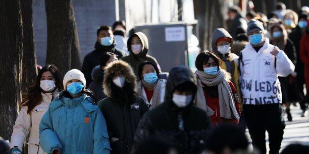 Coronavirus: plus de 100 cas supplementaires en chine continentale[reuters.com]