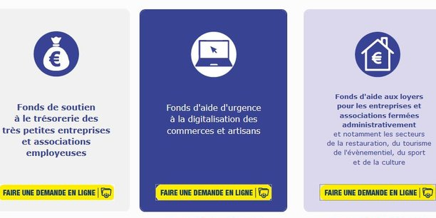 Trésorerie, loyers, numérisation : seulement 18 % des crédits ouverts par Bordeaux Métropole pour aider les entreprises ont été consommés à la mi-janvier.