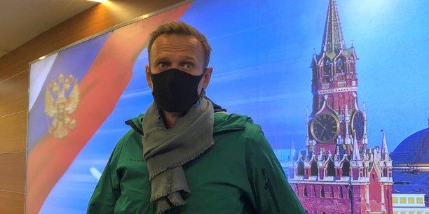 La justice russe ordonne le maintien en detention de navalny pour 30 jours[reuters.com]