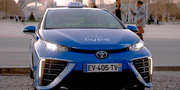 L'un des investisseurs, Hype, s'était fait connaître en 2015 lors de la COP21, en inaugurant la première station à hydrogène de Paris, située pont de l'Alma, et une flotte de cinq taxis à hydrogène. Elle en compte aujourd'hui une centaine et bientôt un peu plus de 700.