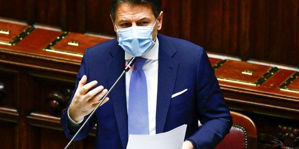 Italie: conte obtient la confiance de la chambre malgre la defection de renzi[reuters.com]