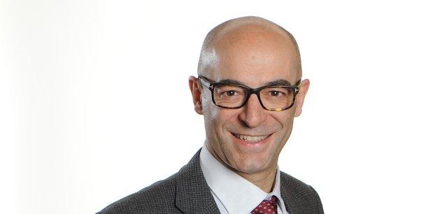Alessandro Dazza, directeur général d'Imerys