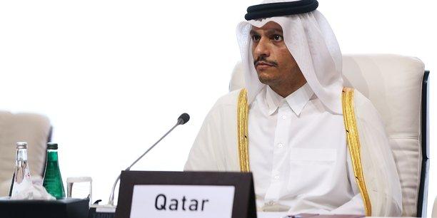 Le chef de la diplomatie du qatar favorable au dialogue avec l'iran, rapporte bloomberg[reuters.com]