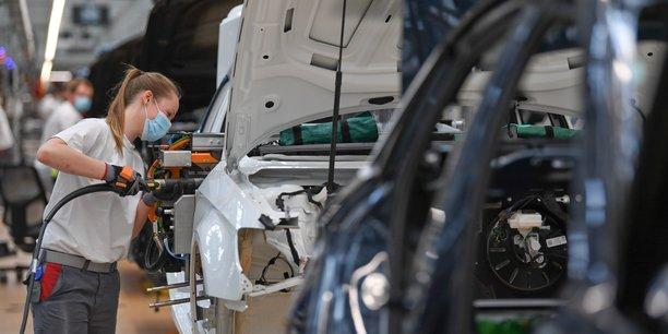 Le marche automobile europeen s'est effondre d'un quart en 2020[reuters.com]