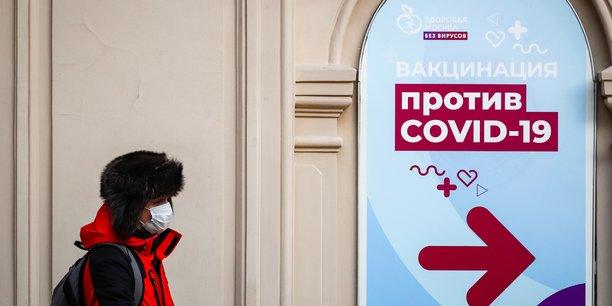 Coronavirus: la russie recense 21.734 nouveaux cas et 586 deces[reuters.com]