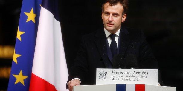 La france va pouvoir ajuster son effort au sahel, dit macron aux armees[reuters.com]