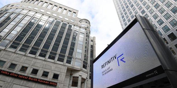 London stock exchange compte boucler le rachat de refinitiv le 29 janvier[reuters.com]