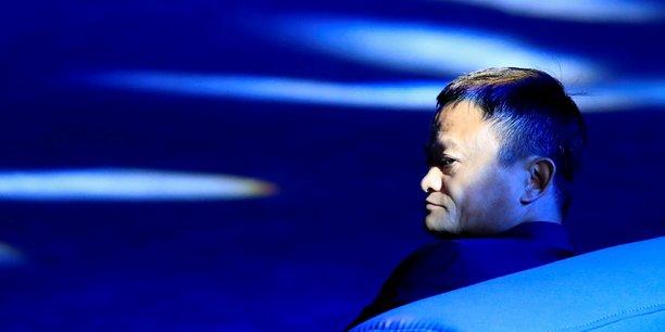 Chine: premiere apparition publique de jack ma depuis octobre[reuters.com]