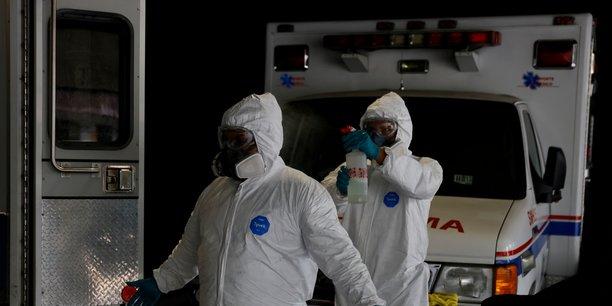 Coronavirus: record du nombre quotidien de deces au mexique[reuters.com]