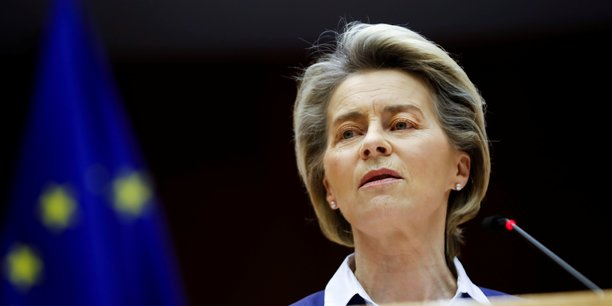 Apres quatre longues annees, l'europe a un ami a la maison blanche, declare von der leyen[reuters.com]