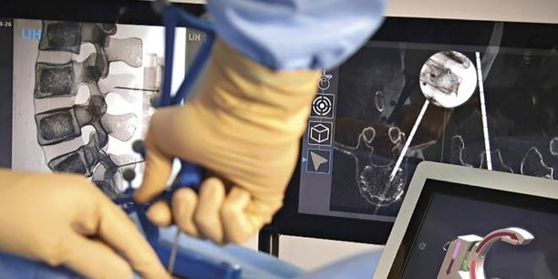 Elle veut devenir le robot Da Vinci de la chirurgie orthopédique, en fusionnant les technologies de la robotique chirurgicale et de l'imagerie : la medtech eCential Robotics (ex-Surgivisio), se prépare à changer d'échelle grâce à cette nouvelle levée inédite pour son secteur.