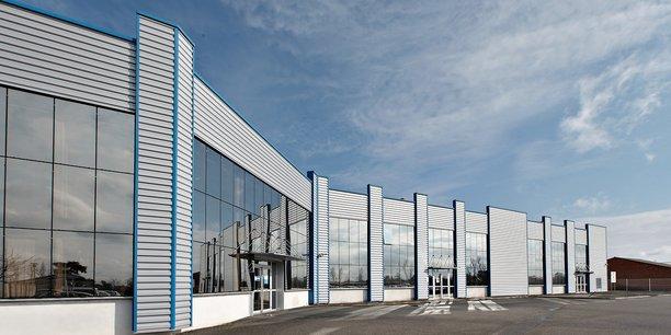 La construction aéronautique et spatiale, ici l'usine de Lisi-Creuzet Aéronautique, à Marmande, est le secteur le plus touché par les licenciements économiques en Nouvelle-Aquitaine.