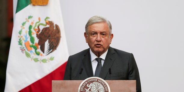 Le president mexicain andres manuel lopez obrador[reuters.com]