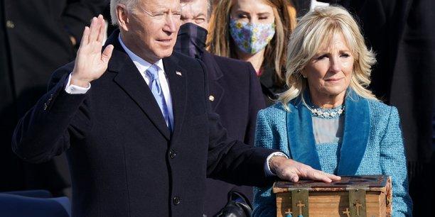 Joe biden a prete serment comme 46e president des etats-unis[reuters.com]