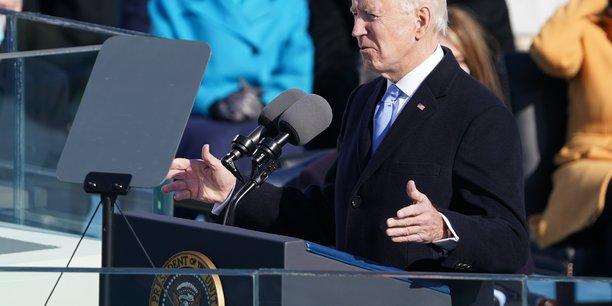 Joe biden, president de la compassion et de la decence[reuters.com]