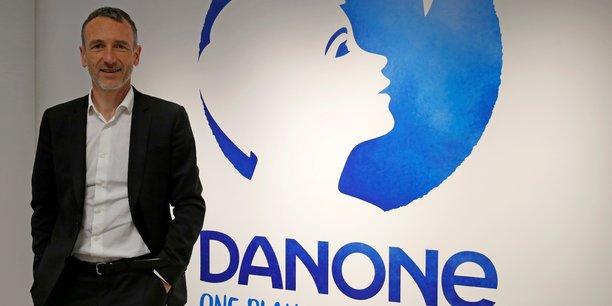 La participation indirecte de Danone dans le capital de Mengniu a actuellement une valeur comptable d'environ 850 millions d'euros