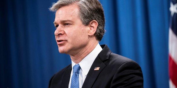 Usa: biden conserve wray a la tete du fbi[reuters.com]