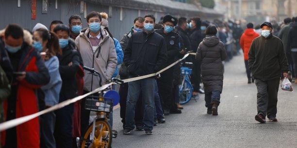 Coronavirus/chine: debut a pekin d'une vaste campagne de depistage[reuters.com]