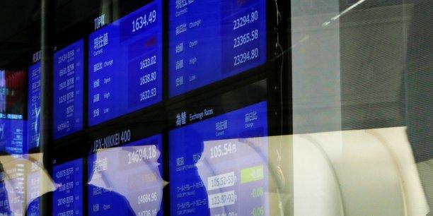 La bourse de tokyo termine en baisse[reuters.com]
