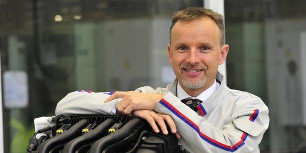Olivier Dörr est le directeur industriel d'ACC, l'Airbus des batteries électriques co-créé par Total/Saft et PSA-Opel.