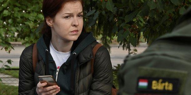 Russie: la porte-parole de navalny arretee avant une manifestation samedi[reuters.com]