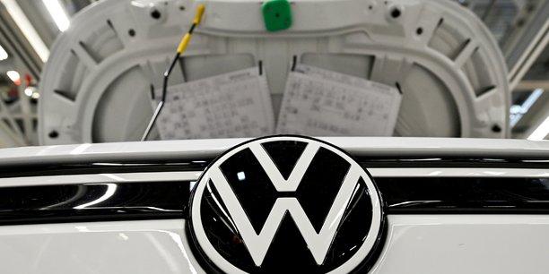 Volkswagen: le benefice d'exploitation a chute de pres de moitie en 2020[reuters.com]