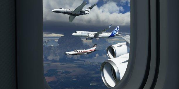 Asobo Studio est notamment derrière la dernière édition de Microsoft Flight Simulator, sortie en août 2020 sur PC.