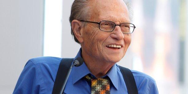 Le celebre presentateur americain larry king est mort a 87 ans[reuters.com]