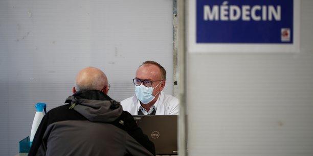Coronavirus/france: baisse du nombre de personnes hospitalisees en reanimation[reuters.com]