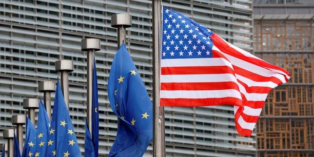 L'europe plus unie apres quatre annees d'administration trump, selon le drian[reuters.com]