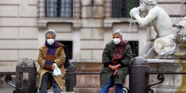 Coronavirus: l'italie signale 299 deces et 11.629 nouveaux cas journaliers[reuters.com]