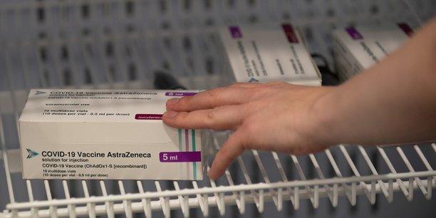 Coronavirus: astrazeneca promet de livrer 17% de sa production de vaccin en europe en fevrier[reuters.com]