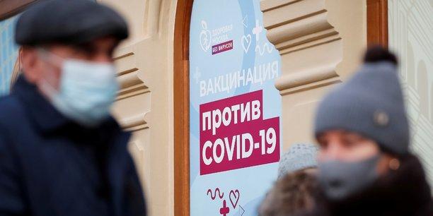 Coronavirus: l'epidemie recule en russie, restrictions assouplies a moscou[reuters.com]