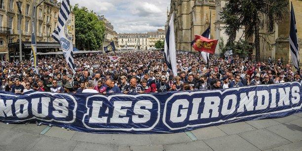 Le FCGB, un club qui sait aussi mobiliser ses supporters.
