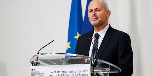 Conférence de Jérôme Salomon, directeur général de la Santé, le 7 décembre 2021.