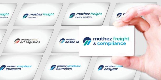 Reprise par ses cadres dirigeants, Mathez Freight & Compliance renforce sa stratégie de marque