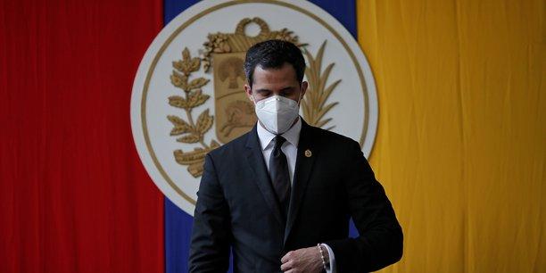 Venezuela: les usa reaffirment leur soutien a guaido, pas de dialogue avec maduro[reuters.com]
