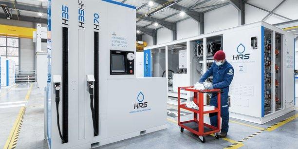 La pépite industrielle grenobloise HRS vient de sécuriser un financement de 70 millions sur les marchés financiers pour multiplier ses capacités de production de stations hydrogène, près de Grenoble.