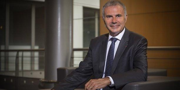 Pierre Pelouzet est le médiateur des entreprises à Bercy.