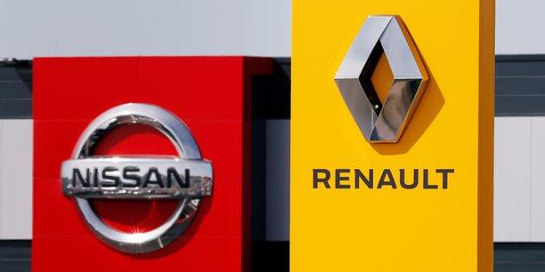Renault lourdement impacté par les pertes de Nissan - La Tribune