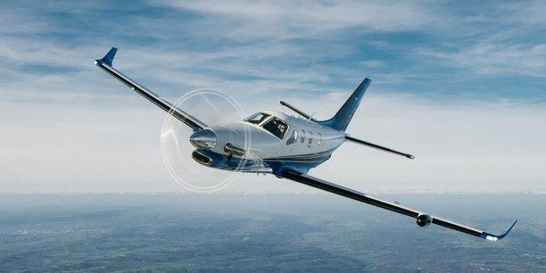 Le gouvernement vole au soutien de Daher en commandant 4 avions TBM940 - La Tribune