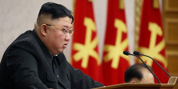 Coree du nord: kim jong-un precise sa politique envers la coree du sud[reuters.com]
