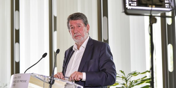 Alain Anziani, président de Bordeaux Métropole entend poursuivre et ajuster la stratégie de coopération territoriale initiée par ses prédécesseurs.