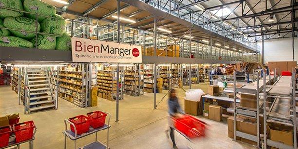 Le site de e-commerce Bienmanger.com, qui propose 12.000 produits d'épicerie fine, produits bio et vins, a expédié quelque 200.000 colis en 2020 depuis la Lozère.