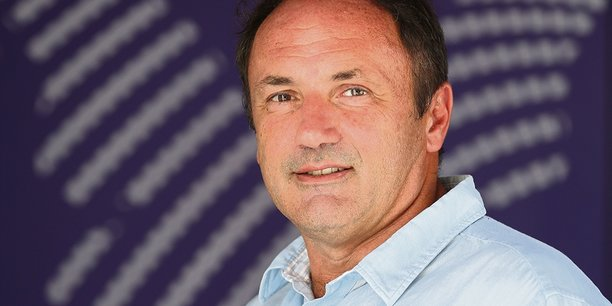 Ludovic Le Moan, le chef de file et fondateur de Sigfox.