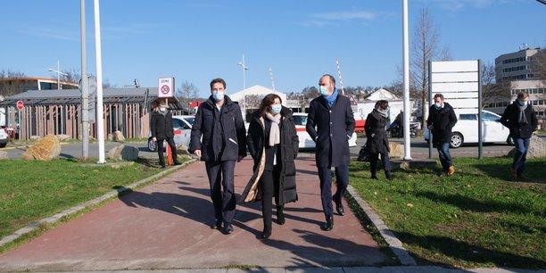 Les maires de Paris, Rouen et Le Havre se sont retrouvés, jeudi, pour arrêter un cadre de travail en vue d'un développement plus soutenable de la vallée de Seine.